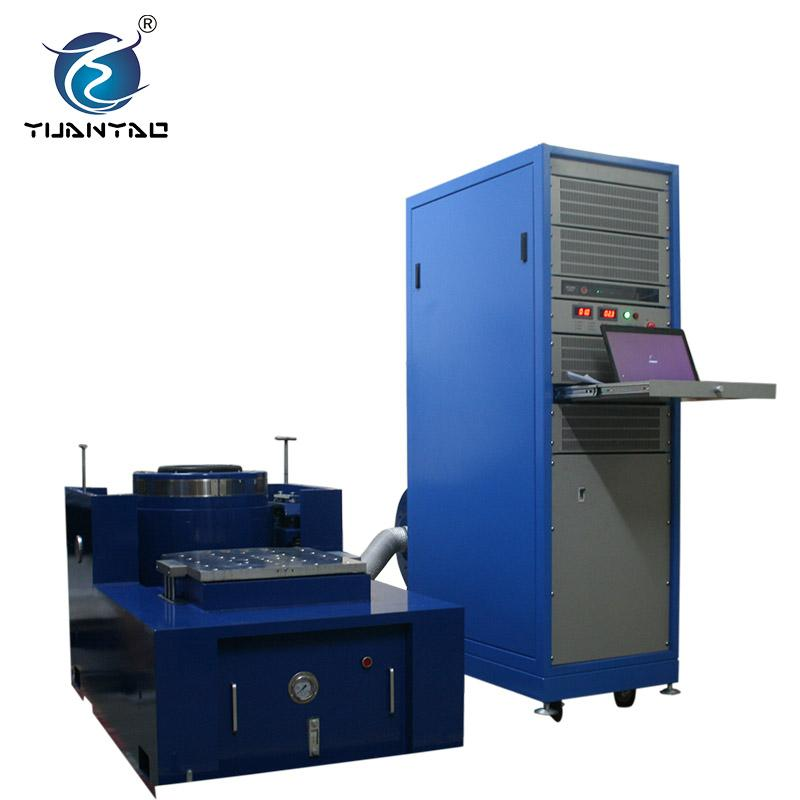 High Frequency Horizontal and Vertical Vibration Tester for Auto Industry 2