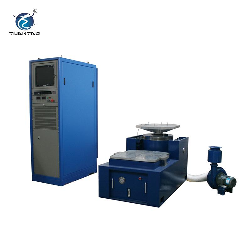 High Frequency Horizontal and Vertical Vibration Tester for Auto Industry 3