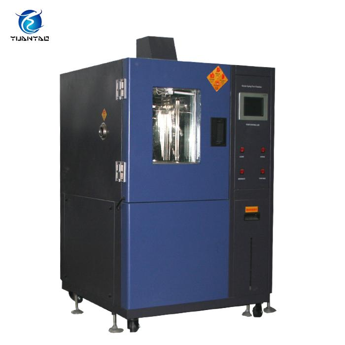 Ozone Aging Test Chamber for Rubber & Plastic Test equipemnt 1