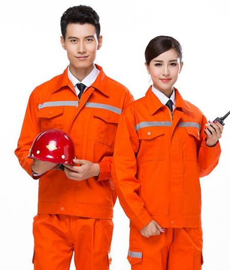 臨沂加油站防靜電工作服訂做 2