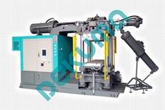 Silicone rubber insulator injection molding machine for rubber silicon insulator
