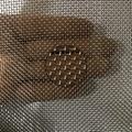 0.7毫米粗的不锈钢轧花网