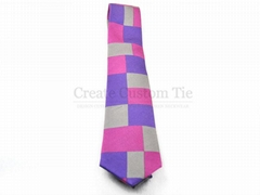 custom silk woven necktie   custom ties no minimum