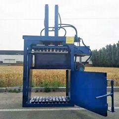 多型号立式液压打包机 厂家定做立式打包机