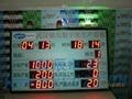 數字化生產看板LED電子生產管