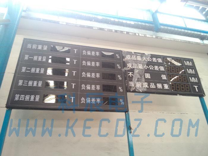 DCSPLC組態軟件MODBUSOPC通訊電子看板 1