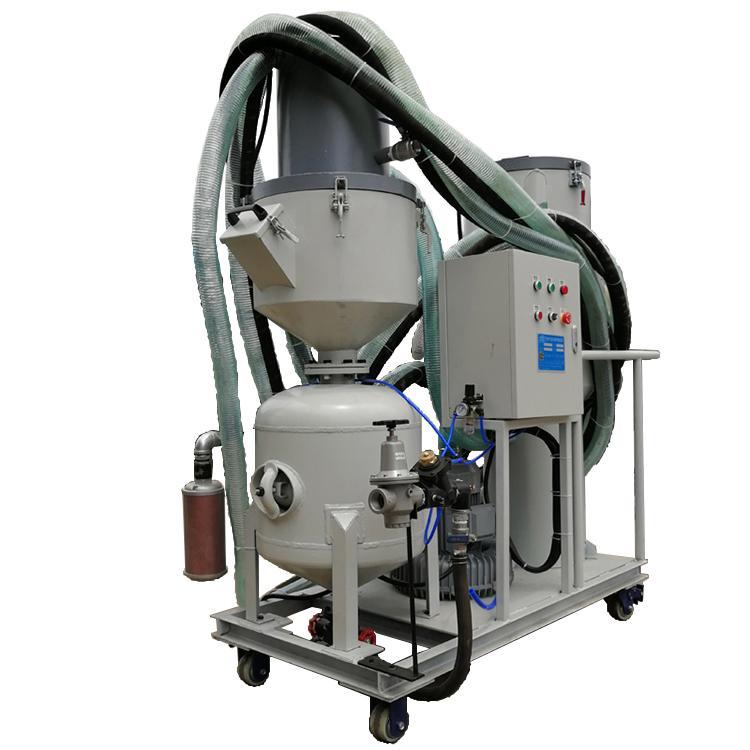 除鏽自動回收噴砂機 1