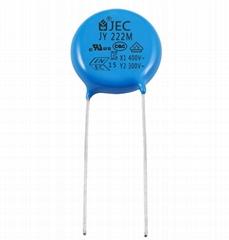 222M 300V safety capacitors     ceramic capacitor manufacturers