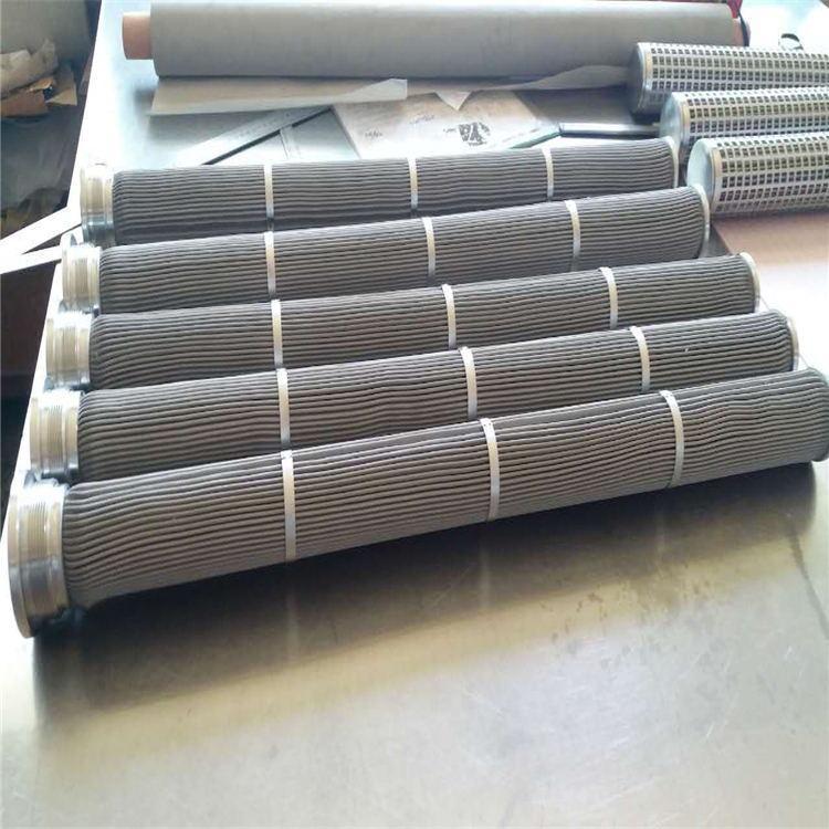 常德活性炭濾芯 活性炭纖維濾筒 2