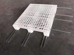 出租川字底塑料托盘