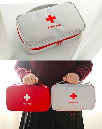 儿童防疫包開學應急便攜小孩上學復工健康醫療藥包儿成人防護用品 1