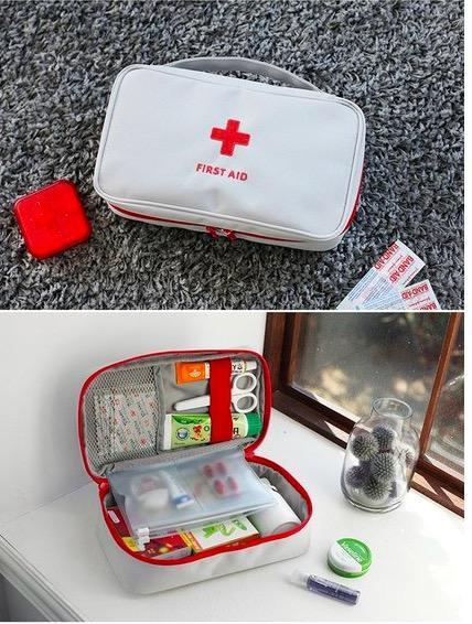 儿童防疫包開學應急便攜小孩上學復工健康醫療藥包儿成人防護用品 2