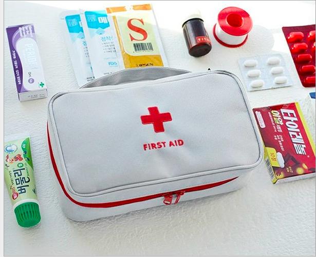 儿童防疫包開學應急便攜小孩上學復工健康醫療藥包儿成人防護用品 3