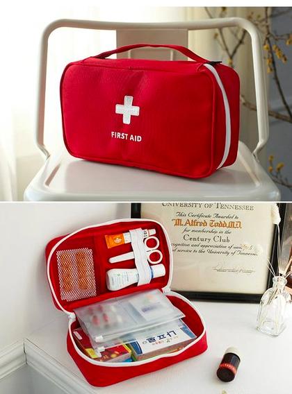 儿童防疫包開學應急便攜小孩上學復工健康醫療藥包儿成人防護用品 4