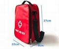 travel first aid kit Portable visit kit car storage bag