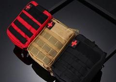 急救包戶外醫療收納包戰朮應急藥包野外便攜多功能包