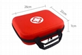 Medical first aid kit Emergency vehicle carrying car portable medical kit