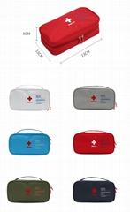 旅行必備用品急救包便攜醫藥包醫療包應急包藥品收納包急救箱藥箱