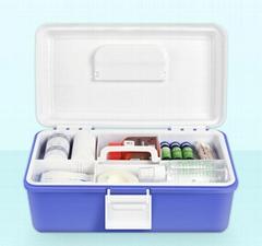 Household medicine box Health care medicine box portable medicine box