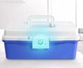 Household medicine box Health care medicine box portable medicine box