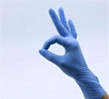 Nitrile gloves disposable protective gloves 3