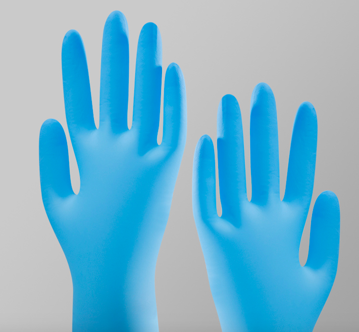 Nitrile gloves disposable protective gloves 6