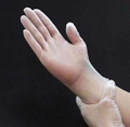 Disposable PVC gloves multi-functional protective gloves 3