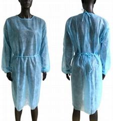 一次性隔離衣防疫防護服
