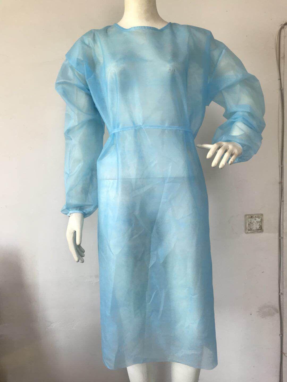 一次性隔離衣防疫防護服 3