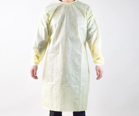 一次性隔離衣防疫防護服 4