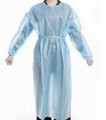 Disposable isolation clothing and epidemic prevention protective clothing