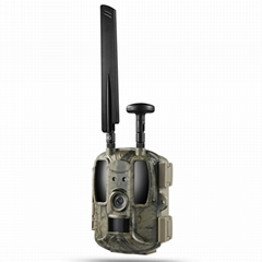 4G hunting camera 4G GPS Hunting Cameras Sending original pictures/ Sending 30s