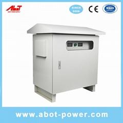 ABOT Three Phase 400V to 220V 230V Step Down Dry Type Isolation Transformer
