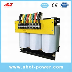 ABOT Three Phase Open Transformer Without Enclosure