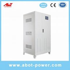 ABOT Maintenance free voltage stabilizer regulator AVR 50KVA