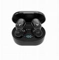 2021 New Product Amazon Hot sale earphone TWS wireless headphone wireless earbud