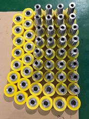 東莞鳳崗塘廈橋頭橫瀝黃江謝崗PU膠防靜電耐磨包膠治具