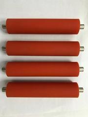 東莞鳳崗塘廈橋頭橫瀝黃江謝崗硅橡膠耐磨防靜電包膠輥滾筒軸