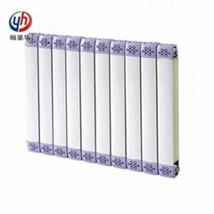 壁挂式鋼鋁復合散熱器散熱量GLZY75-75/1600-1.2