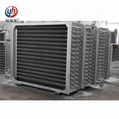 鋼制高頻焊翅片管散熱器