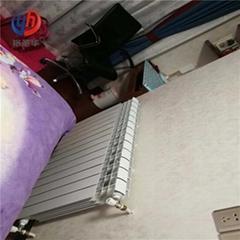 ur7002-800高壓鑄鋁散熱器散熱量