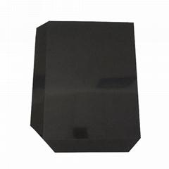 Heavy Duty Moisture Black HDPE Anti Pallet non Slip Sheet Thinness Pallet