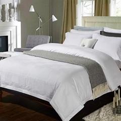 酒店布草 酒店床上四件套 提花套件
