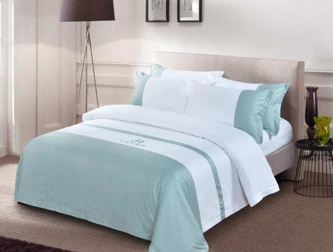 酒店布草 酒店床上用品 色织系列 4