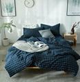 酒店布草 酒店床上用品 色织水洗棉 2