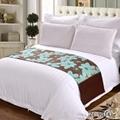 酒店布草 酒店床上用品 床尾巾 2