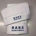 酒店布草 酒店床上用品 酒店毛巾浴巾 5