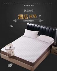 酒店布草 酒店床上用品 床垫保护垫
