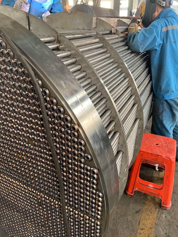 不锈钢换热管 5