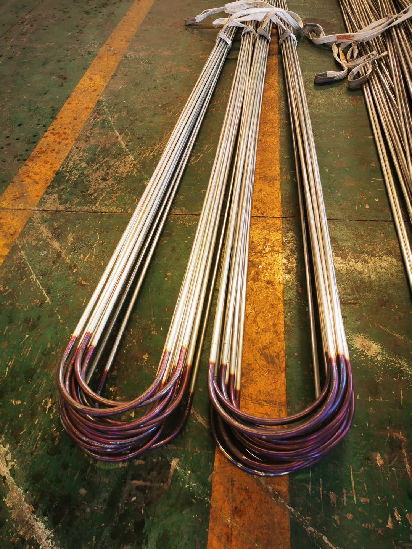 不锈钢换热管 1